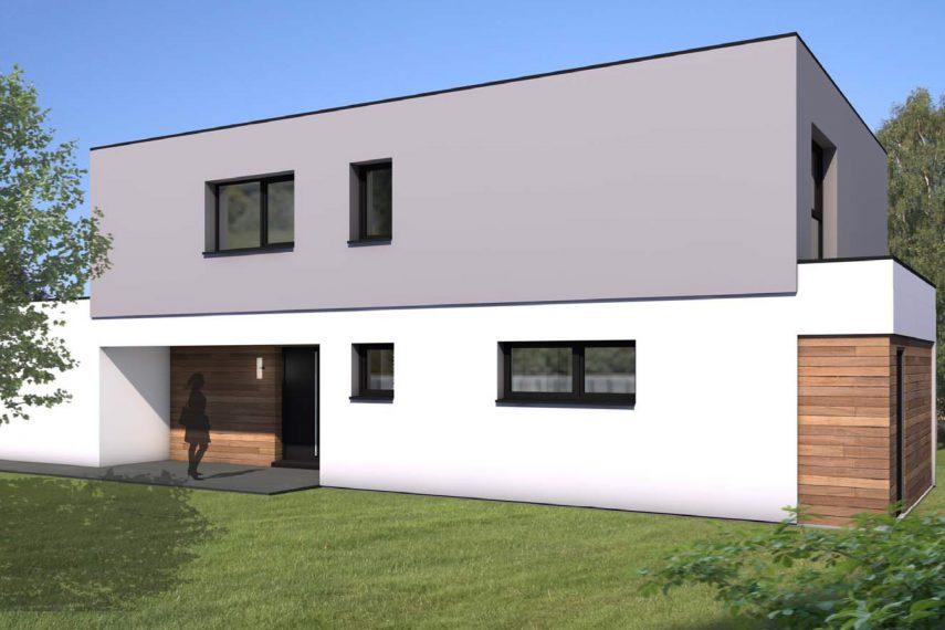 Design 3.10 Haus 6z mit Garage, Pool und Mezzanine - Batige