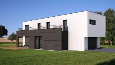 Haus 6z mit Garage und Terrasse kaufen