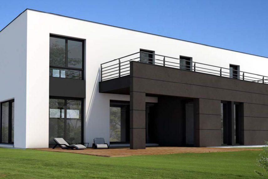 Haus kaufen Terrasse