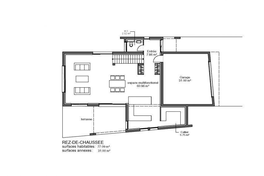 immobilien kaufen Terrasse
