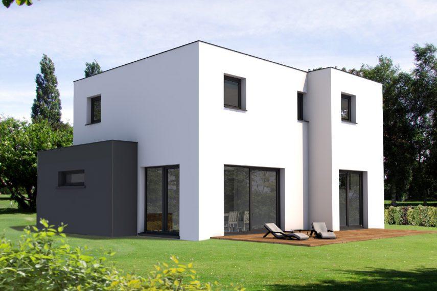 Haus 5z mit Garage und Terrasse frankreich