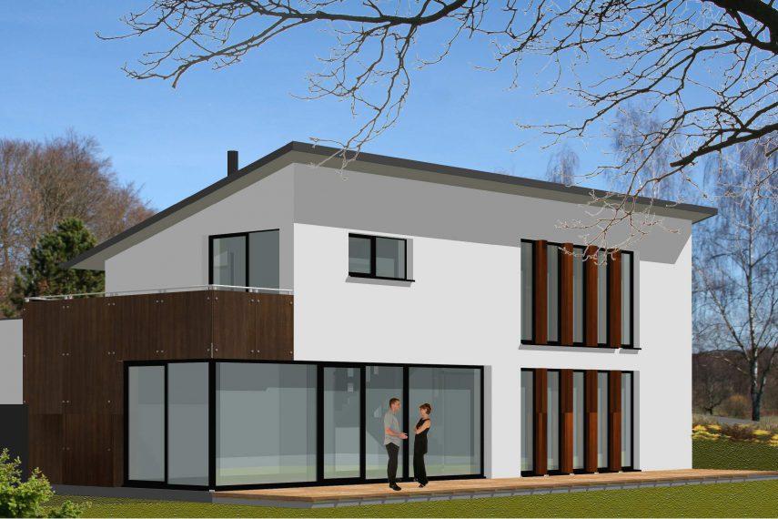 tendance haus 6z mit garage und mezzanine batige. Black Bedroom Furniture Sets. Home Design Ideas